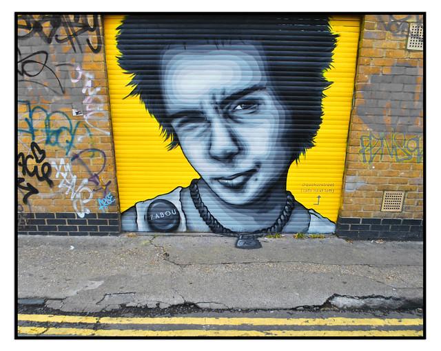 STREET ART by ZABOU