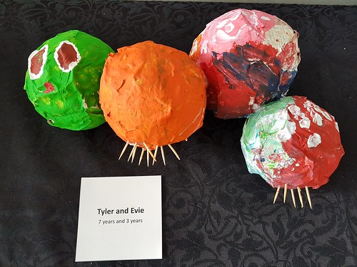 Finalists - Tyler and Evie