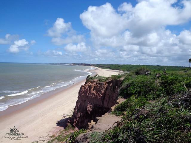 Praia de Jacarapé - João Pessoa - Paraíba - Brasil
