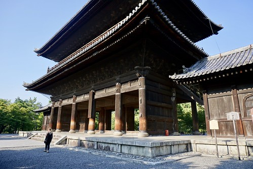Eingang Nanzen-ji Tempel | by chillyistkult