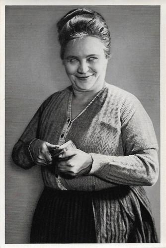 Margarete Kupfer in Zuflucht (1928)