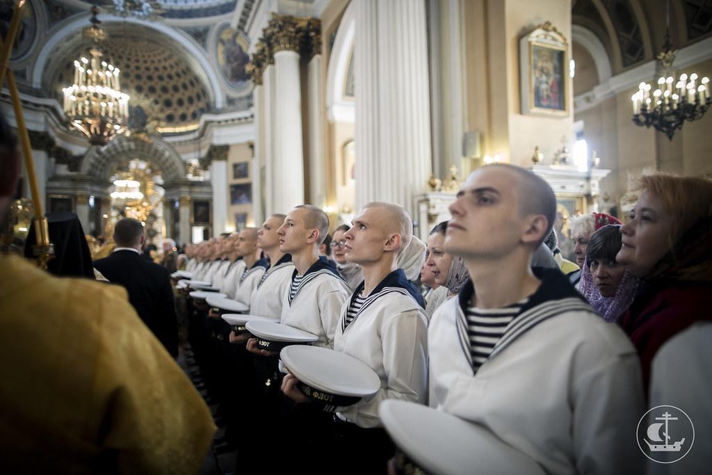 13 июля 2017, Литургия в Александро-Невской лавре / 13 July 2017, Divine Liturgy in Alexander Nevsky Lavra