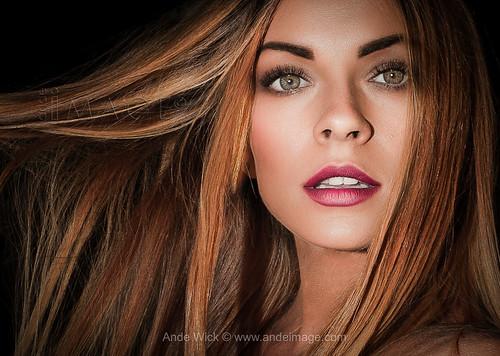 Beautiful Girl Ramona   by ANDE PHOTO