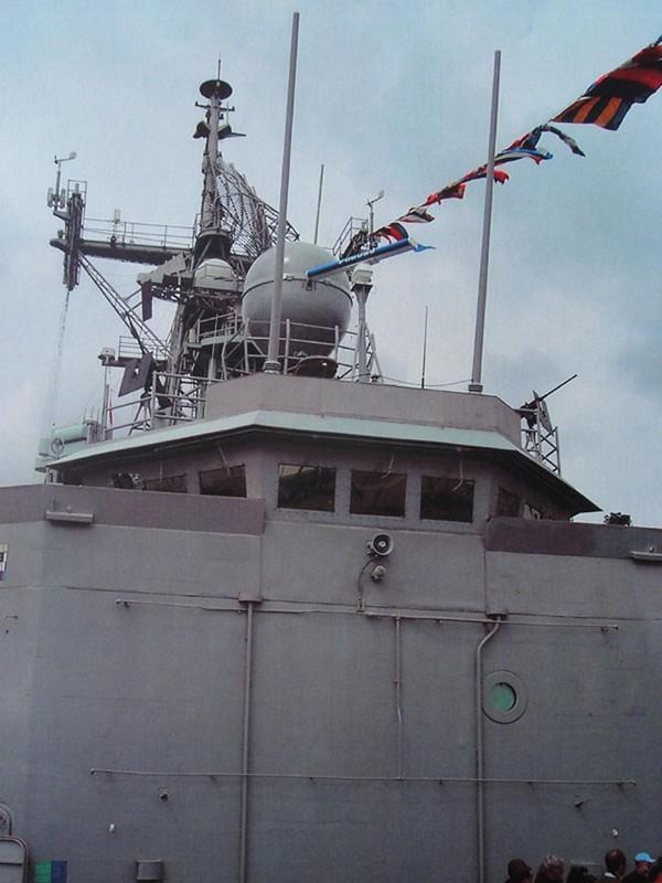 USS Elrod 7