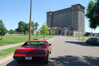 Michigan Central Depot, Detroit, MI, #2