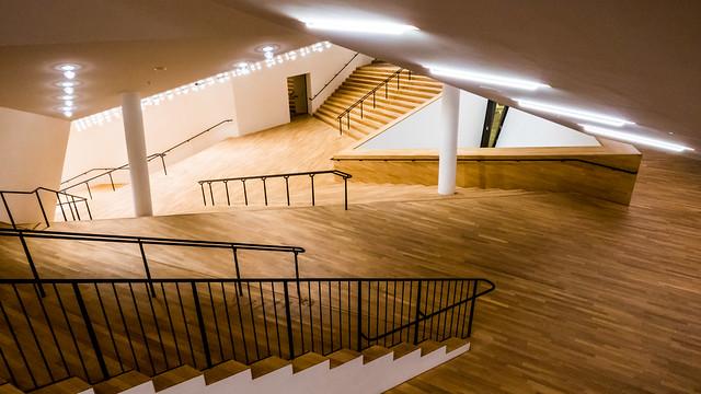 stairways (explored)