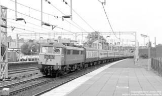 86228 at Lichfield Trent Valley