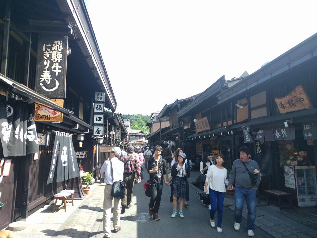 Takayama Old Town (Sanmachi Suji)