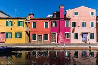 Isla de Burano, Venezia | by Scrumhalf