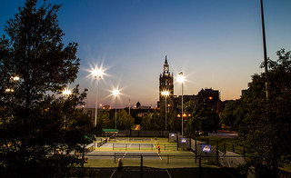 Tennis on the Plaza | by KC Mike Day