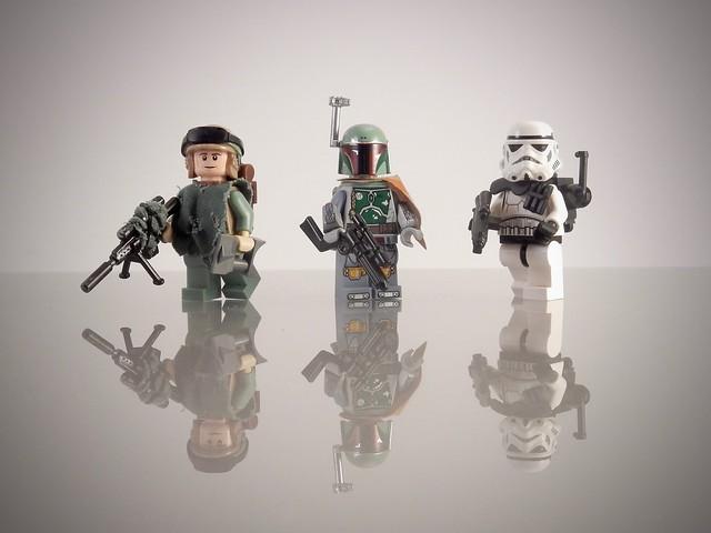 Star Wars figbarf