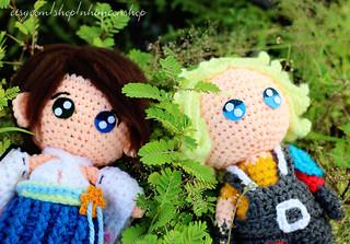 Amigurumi Moogle Final Fantasy Crochet Pattern for | Etsy | 223x320