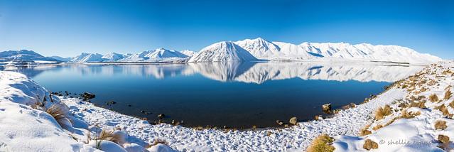 Lake Heron, Ashburton Lakes, Canterbury, New Zealand *Explored!*