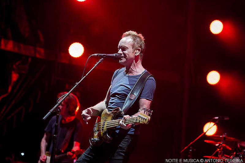 Sting - MEO Marés Vivas '17