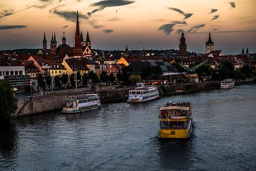 The River Main,  Wurzburg, Germany | by Blackburn lad1