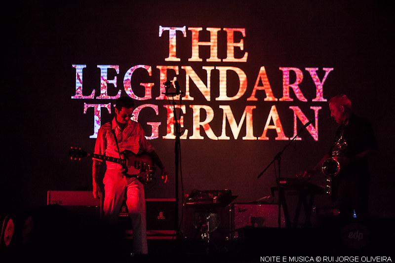 The Legendary Tigerman - Super Bock Super Rock '17