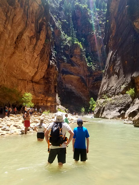 Zion National Park: The Narrows