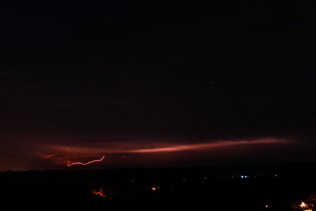Lightning From Oxfordshire