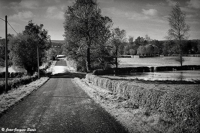 0569 - Crue de la Liane, Hesdigneul, 1974