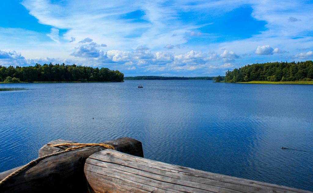 Erken lake, Sweden