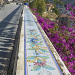 Santo Stefano di Camastra: una lunga balaustra