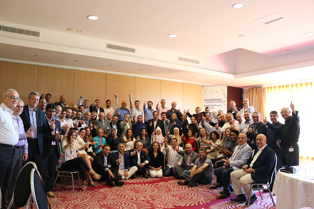 First Forum of the Syrian International Business Association (SIBA)