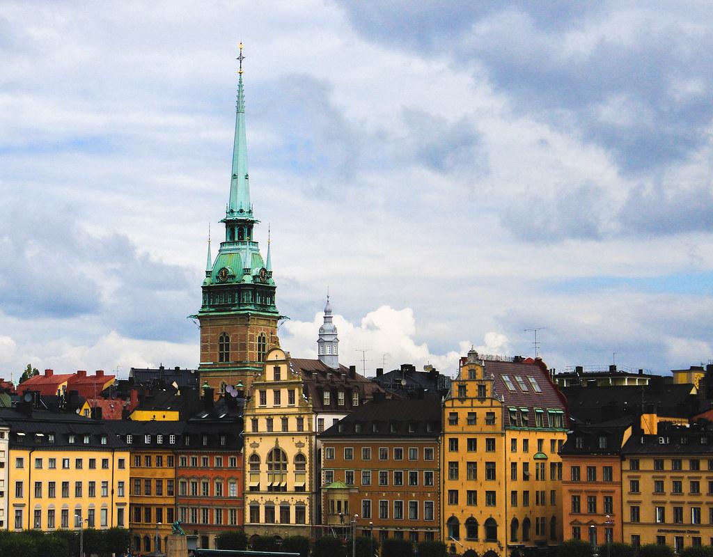 Stockholm's Tyska Kyrkan