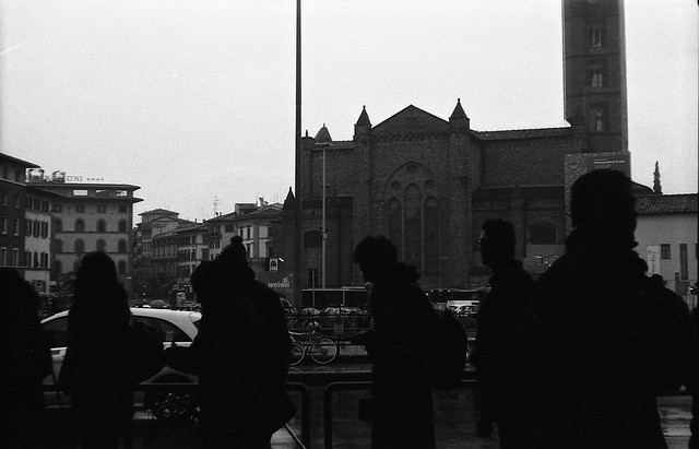 Firenze d' inverno
