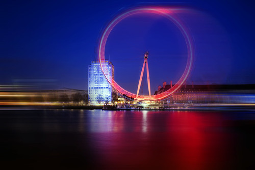 The London Eye | by mudpig