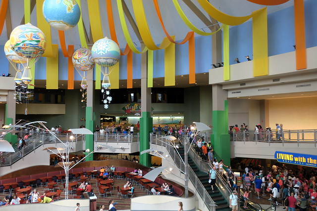 Disney World: Epcot - The Land Pavilion