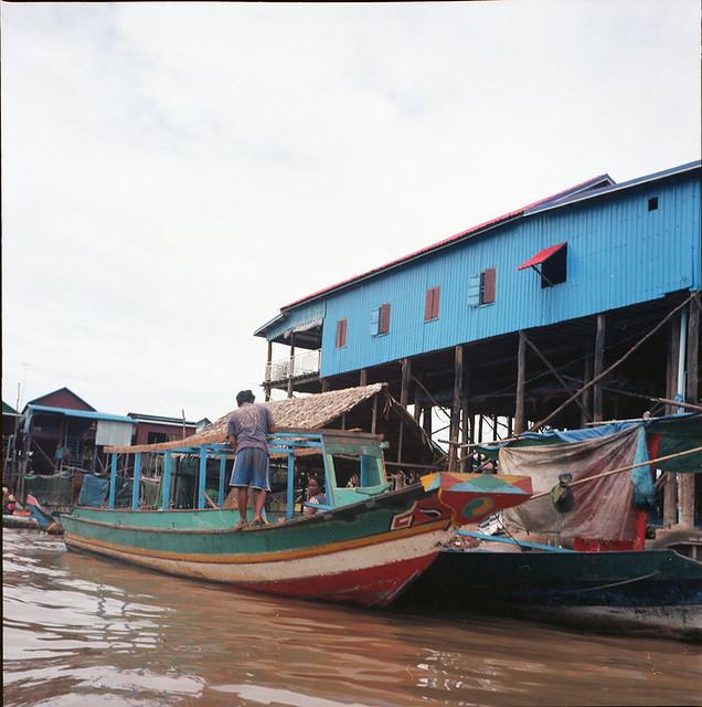Pueblo Flotante de Chong Kneas