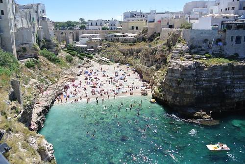 Polignano a Mare | by Emilia Lives Life