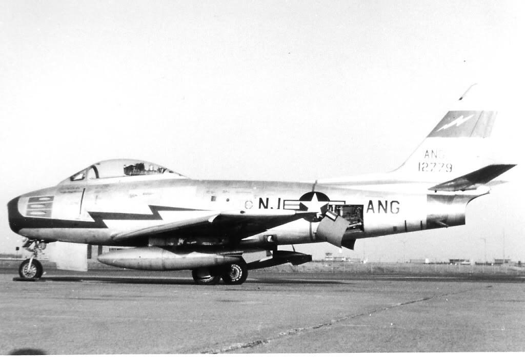 F-86 12779 NJANG