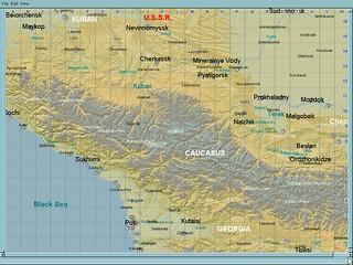 map | by CzechTexan