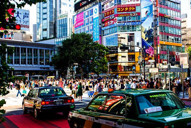 Heart of Shibuya 渋谷の心