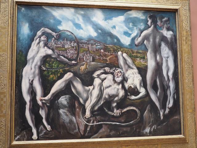 土, 2017-06-24 14:03 - Laocoön (1610-1614) by El Greco