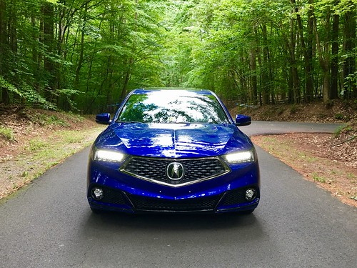 2018 Acura TLX A-Spect V6 Photo