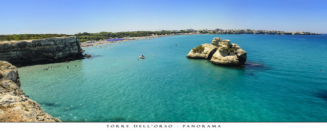 Torre dell'Orso - Panorama