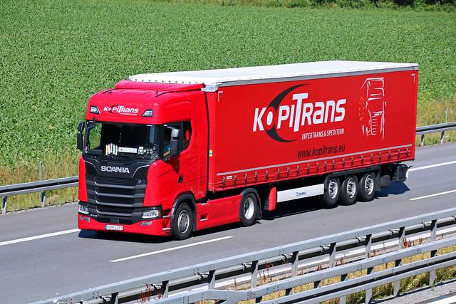 Scania S 410 / Kopi Trans