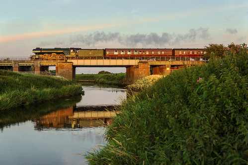 thewaverley 60103 flyingscotsman 1z45 charter mainlinesteam boltonpercy york ulleskelf river wharfe gresley a3 pacific
