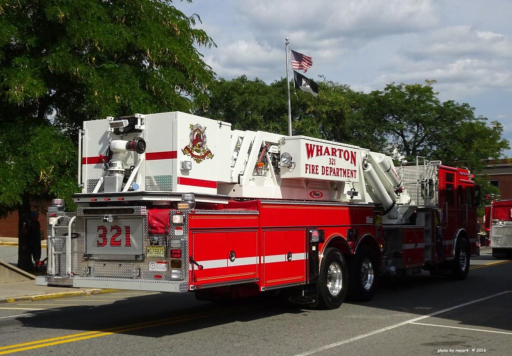 Wharton NJ Fire Dept (2) - a photo on Flickriver