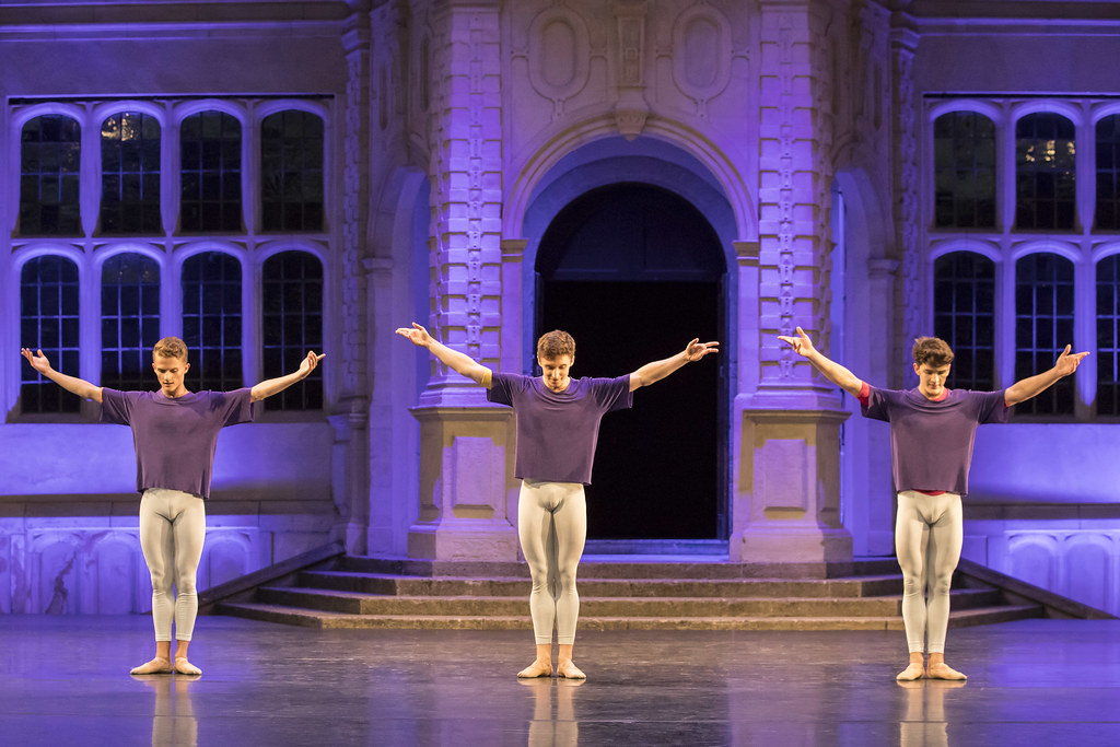Opera Holland Park Photo Johan Persson The Royal Ballet School