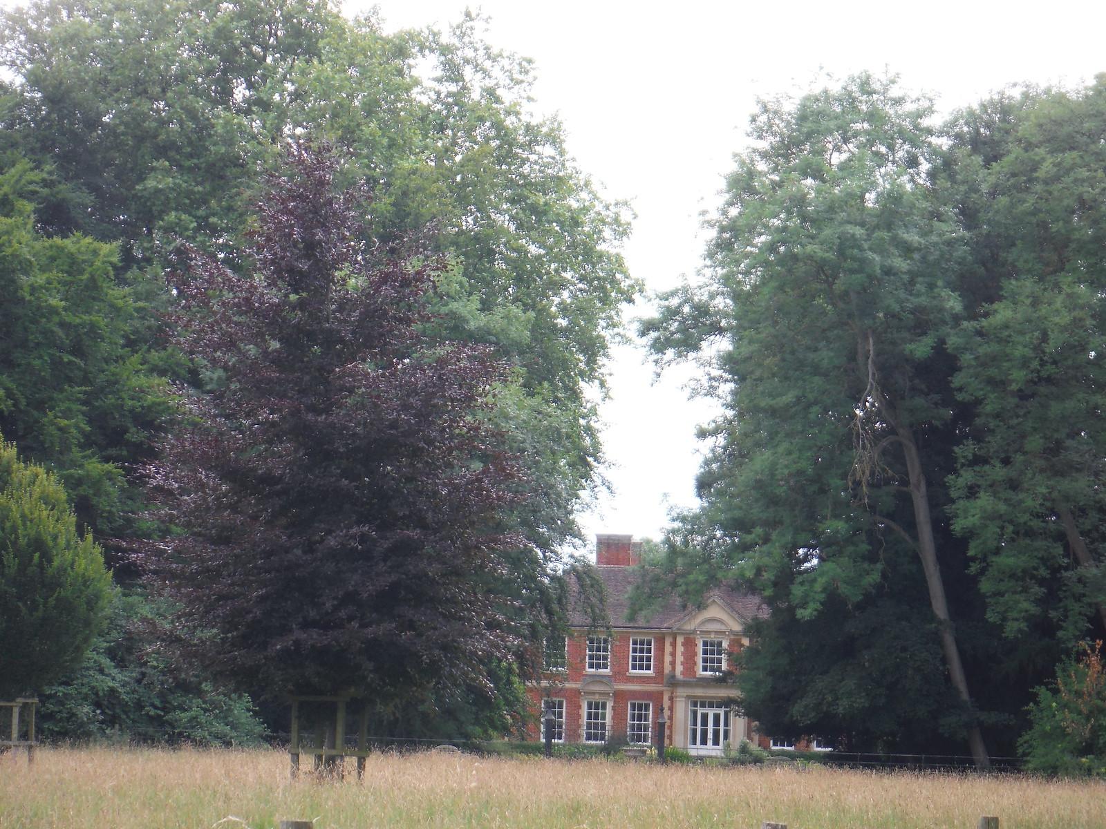 Shillington Manor, Apsley End SWC Walk 233 - Arlesey to Letchworth Garden City