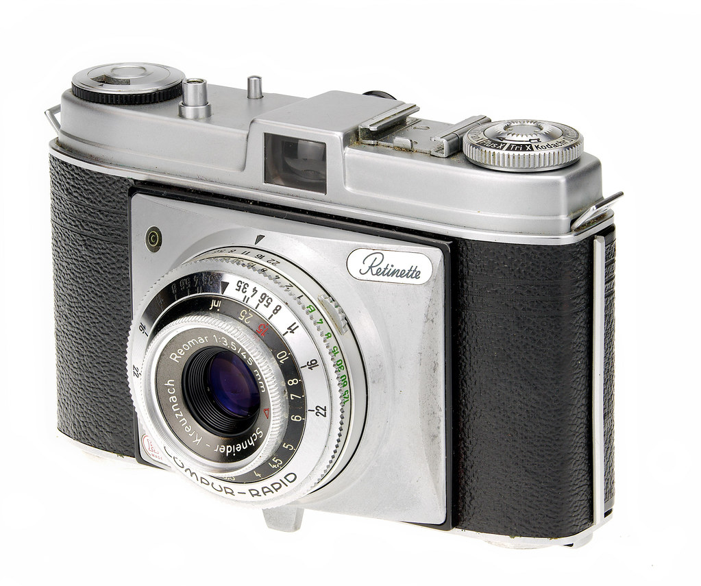 Kodak Retinette (Type 022) 35mm film camera