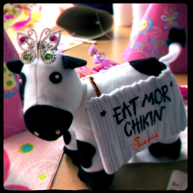 Princess Butterfly Cow