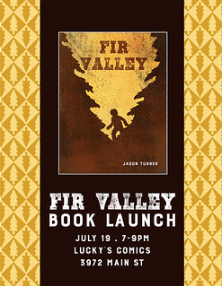 Fir Valley Launch Poster | by vinegar22
