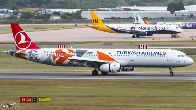 TC-JRO A321 TURKISH AL