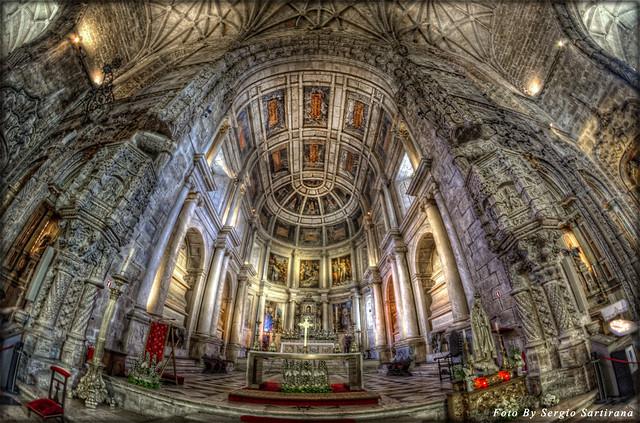 Portogallo # 17 (Monastero Dos Jerónimos Lisbona )