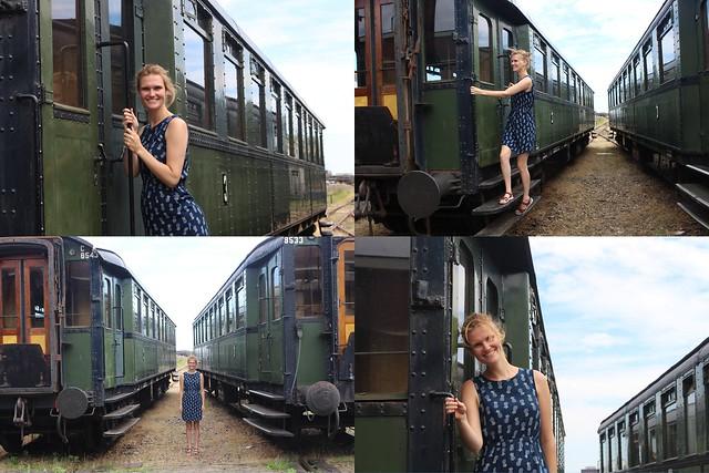 Ik hou van treinen!