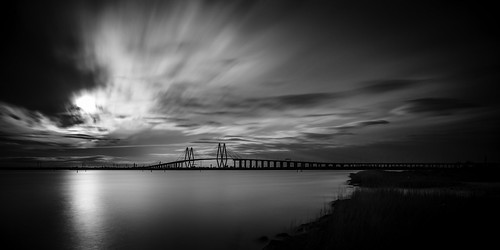 2014 baytown fredhartman fredhartmanbridge harriscounty houston january tx texas us usa unitedstates architecture architecturephotography blackandwhite bridge fineartphotography image longexposure photo photograph photographer photography sunset f63 mabrycampbell december 2013 december292013 20131229levh6a8872 24mm 1210sec 100 tse24mmf35l fav10 fav20 fav30 fav40 fav50 fav60 fav70